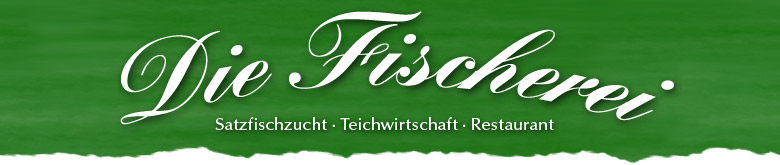 Die Fischerei