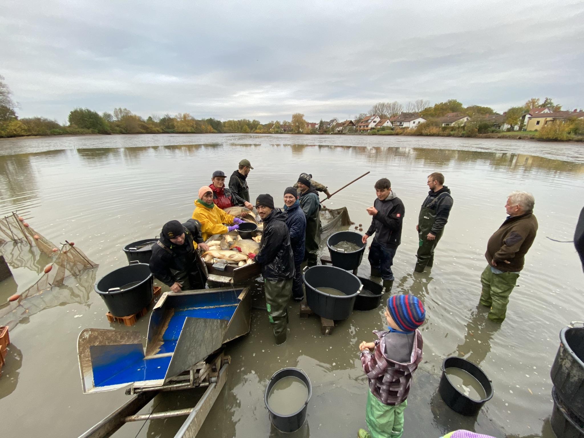 Die Fischerei
